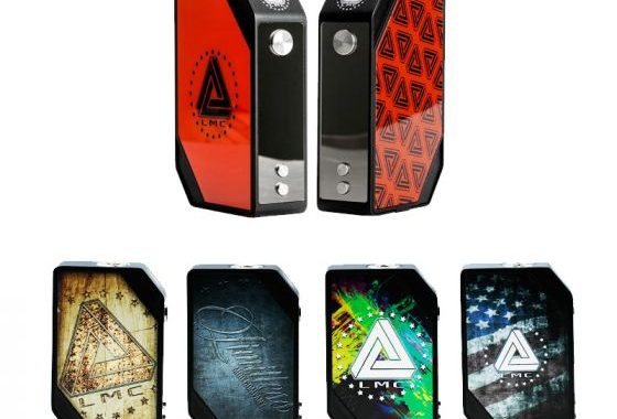 Review of LMC 200W TC Box Mod by Limitless