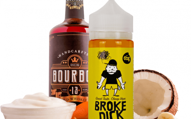 Broke Dick Payday E-Juice Review