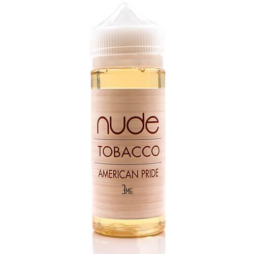 American Pride by Nude E-Juice Review