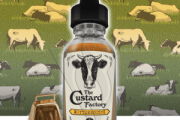 The Custard Factory Butterscotch Custard E Juice Review