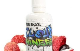 Lychee E-Juice by Cloud Niners Review